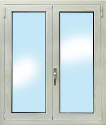 finestra bianca